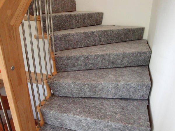 hammerfest stufen und treppen abdecken malerblatt online. Black Bedroom Furniture Sets. Home Design Ideas
