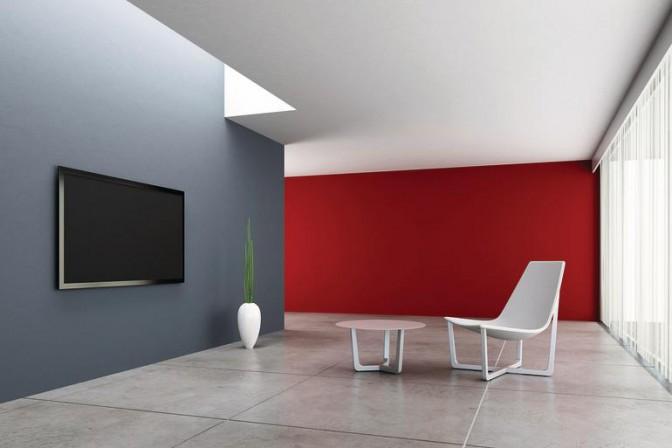 . Glatte Wände Kombination Sorgt Für Perfekte Flächen   Malerblatt Online