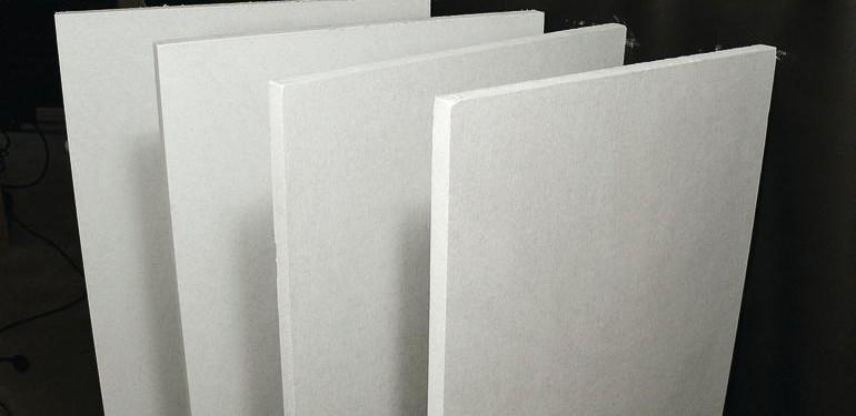 Bei Durchfeuchtung trocknen die Wohnklimaplatten einfach wieder aus und behalten ihre volle Funktionsfähigkeit.