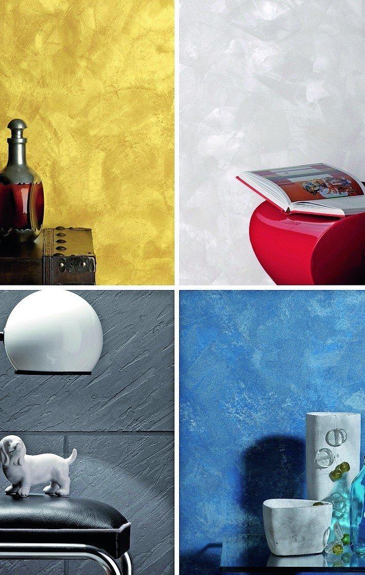 Hightech nat rlichkeit und kreativit t malerblatt online - Spachtelmasse wand glatten ...
