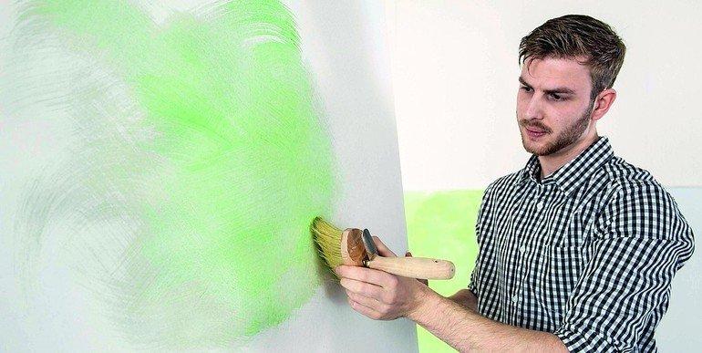 neue lasurfarben w nde gestalten malerblatt online. Black Bedroom Furniture Sets. Home Design Ideas