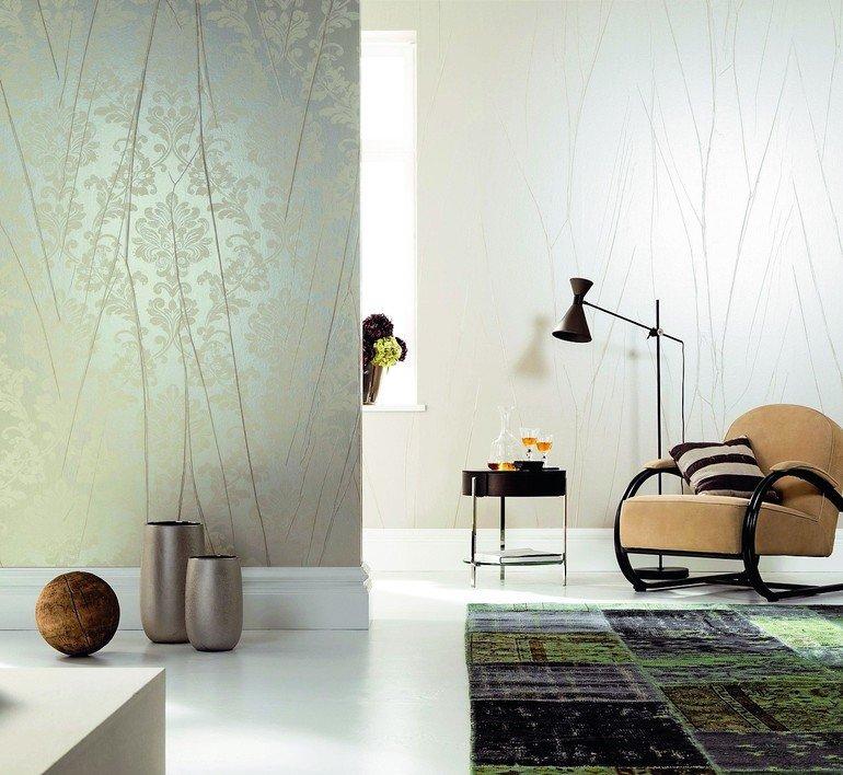 tapete sinnliches und haptisches erlebnis malerblatt online. Black Bedroom Furniture Sets. Home Design Ideas