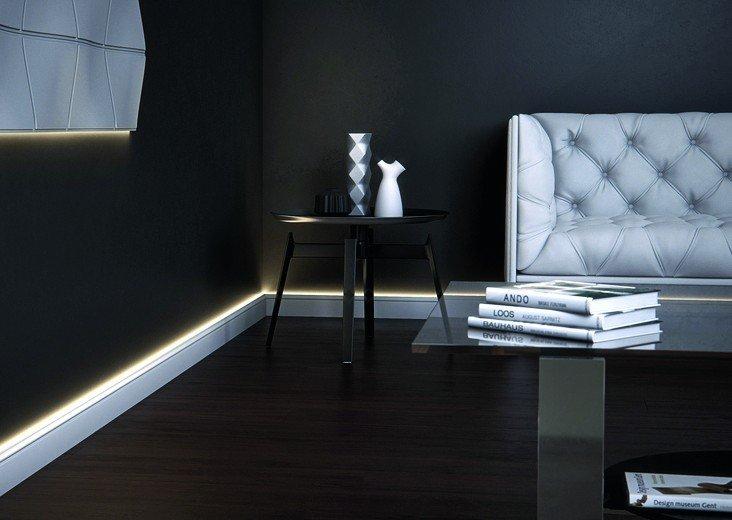 sthetisch und stimmungsvoll beleuchtung f r profile malerblatt online. Black Bedroom Furniture Sets. Home Design Ideas