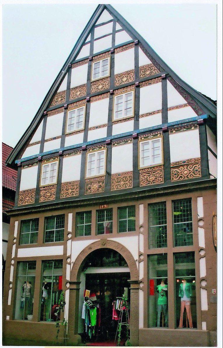 Sanierung von Fachwerkfassaden: Fachwerkfarben richtig erhalten
