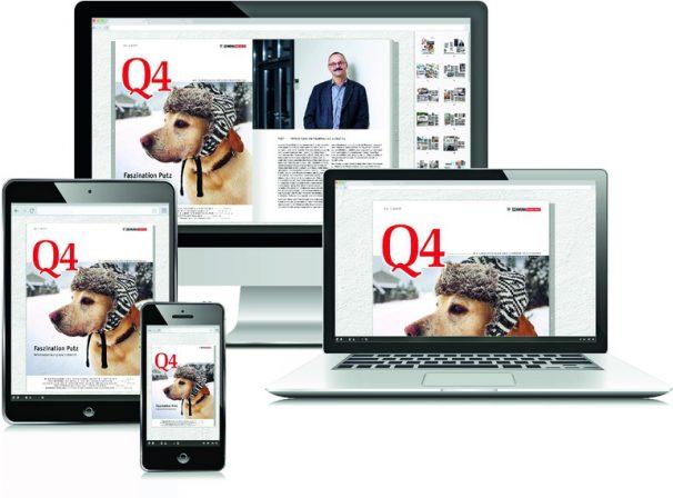 Putz Kundenmagazin Q4
