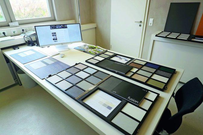 farbrat beck zum konzept seiner ausstellung in dettingen. Black Bedroom Furniture Sets. Home Design Ideas