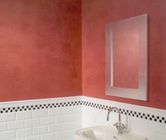 Das plus zur fliese malerblatt online for Gestaltung von badezimmern
