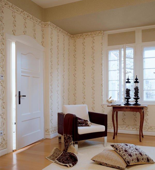 tapeten trends 2005 malerblatt online. Black Bedroom Furniture Sets. Home Design Ideas