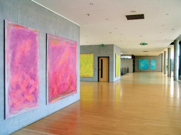 Farbe mobil malerblatt online - Hightech architektur ...