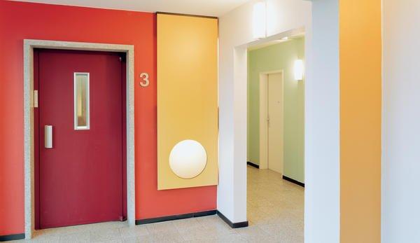 Farbgestaltung treppenhaus mehrfamilienhaus  Willkommen - Malerblatt Online