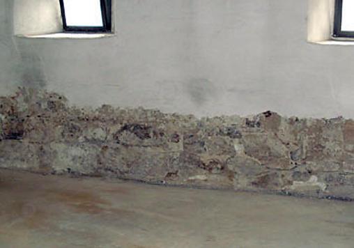trocken gelegt feuchte w nde bed rfen einer durchdachten sanierung malerblatt online. Black Bedroom Furniture Sets. Home Design Ideas