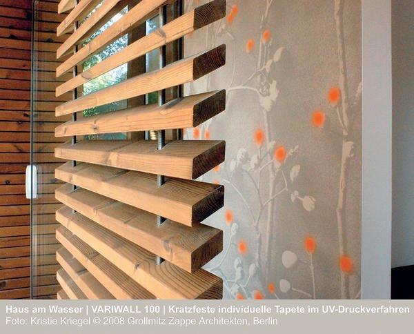 Mit Der Software Von Varistyle Lassen Sich Exklusive Wandbelage Realisieren