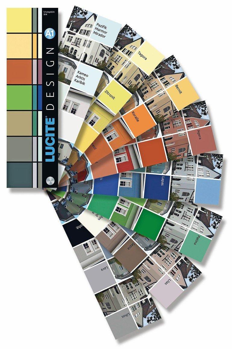 Farbton Fächer CD-Color