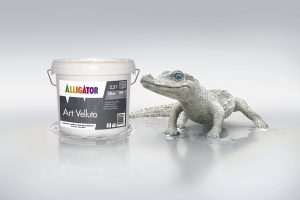 Art Velluto Alligator