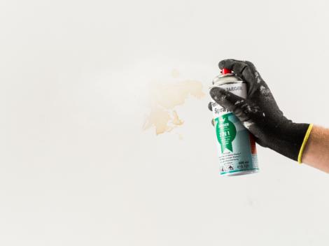 Die Renovierfarbe aus der Spraydose - It´s magic