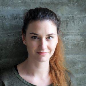 Evelyn Becker Malerblatt