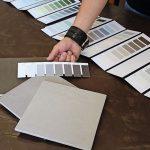 Farbmuster Meisterhände