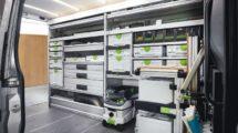Neue Systainergeneration von Festool und Tanos