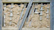 Mit Lehm-Baustoffen Fachwerkbauten restaurieren und modernisieren