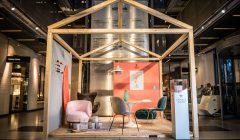 Nuancen werden zusammen mit Designikonen von stilwerk-Marken und -Händlern in Szene gesetzt