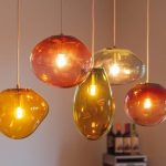 Farbenfroh Lichtdesign