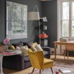 Farbgestaltung für das Homeoffice