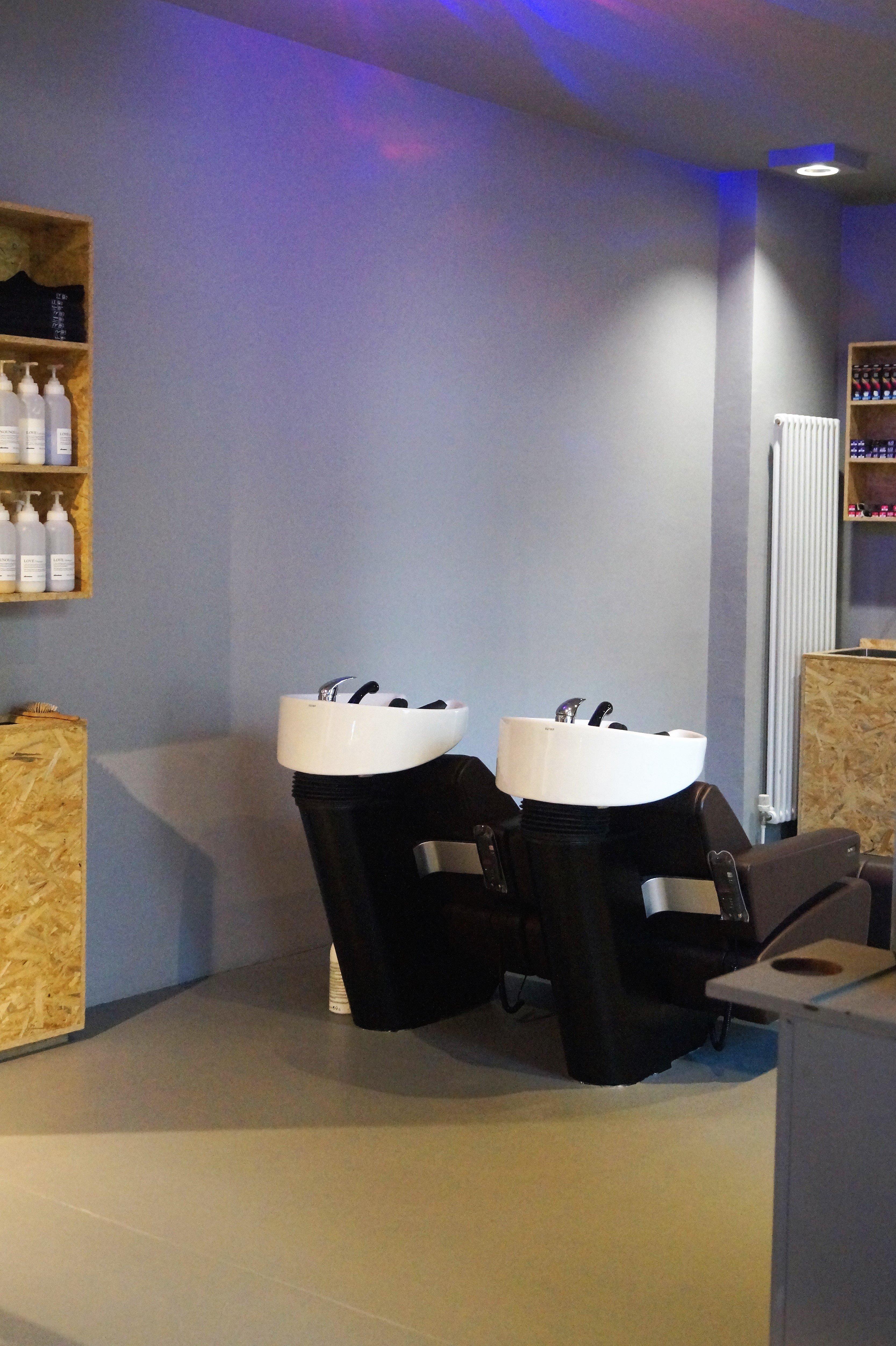 Friseursalon Souto Schuller Foto: Alexandra Wagner-Simmer