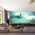 Light_and_spacious_living_room_with_projector,_extra_large_sofa_and_black_furniture