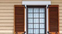 Fenster Holzhaus