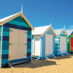 The_colorful_landmark_of_Brighton_Beach_in_Melbourne