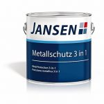 Metallschutz 3 in 1 Jansen