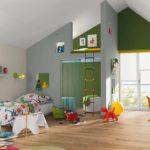 Farbige Kinderzimmergestaltung