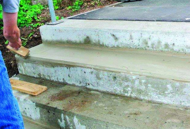Beton reparaturm rtel einfach schnell vielseitig - Fliesenleger gehalt pro stunde ...
