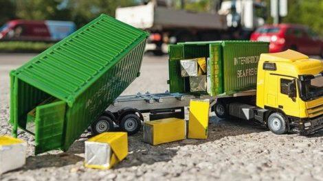 Ladung sicher transportieren