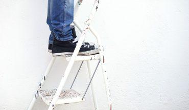 Leiterunfälle vermeiden