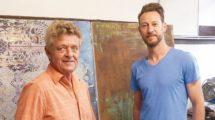Roland Mossmann und Jörg Schrader