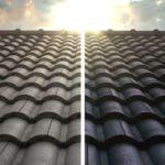 Infrarotreflektierende Beschichtung_Dach