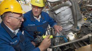 BASF_erhöht_die_Produktionskapazität_für_Alkylethanolamine_am_Verbundstandort_Ludwigshafen_um_20_Prozent._Alkylethanolamine_bewähren_sich_vor_allem_in_der_Wasserbehandlung_und_der_Gaswäsche._Als_einer_der_weltweit_bedeutendsten_Amine-Produzenten_fertigt_d