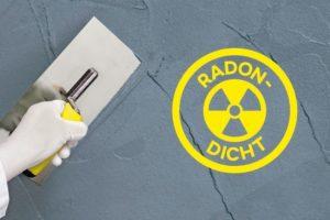 Radon dicht