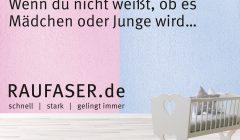 Raufaser-Offensive