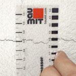 Sanierungsmaßnahmen Rissbreitenmesser