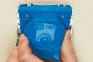 Magnetische Schutzkappen als schnelle Alternative zum Abkleben