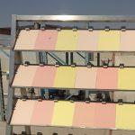 Farbtonstabilität