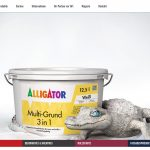 Alligator Produktseitenvorschau