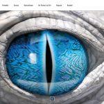 Alligator Internetauftritt Startseite