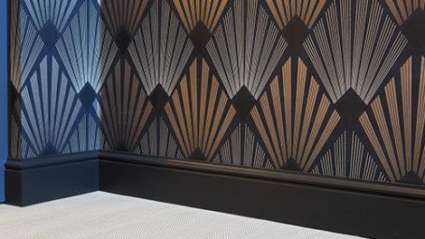 NOËL & MARQUET Sockelleiste FL2 WALLSTYL (120 x 15 x 2000 mm)
