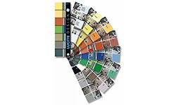 Farbkarte Lucite Design A1