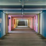 Tunnel Lichtleisten