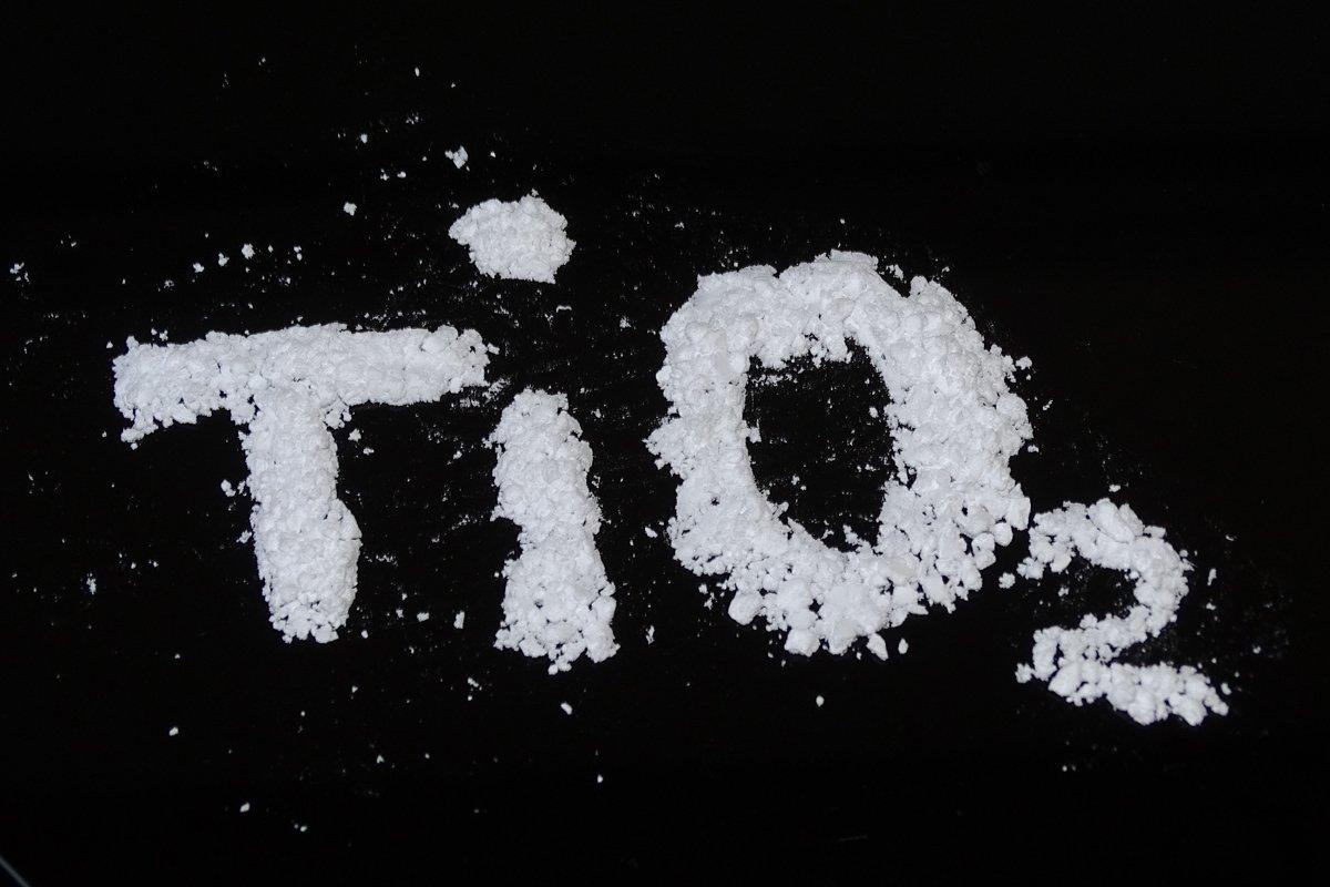 Titandioxid